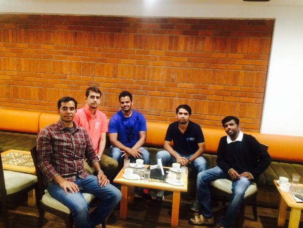 Nashik WordPress Group First Meetup