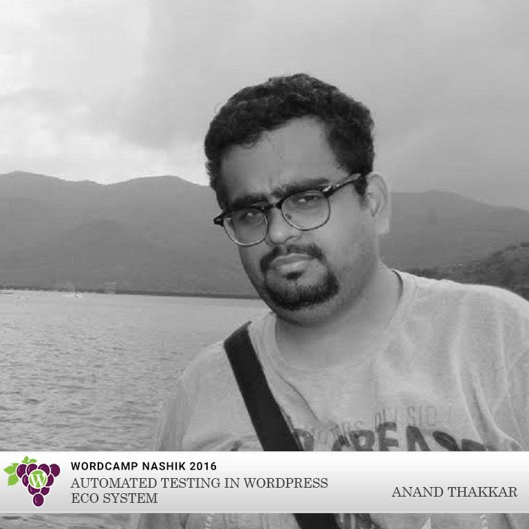 Anand Thakkar