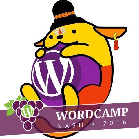 Show your Support for WordCamp Nashik 2016