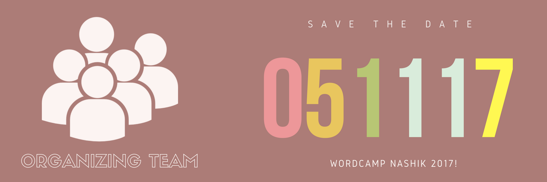 WordCamp Nashik 2017 Organizers